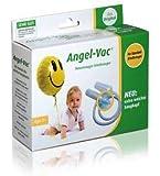 Angel-Vac Nasensauger für Standard Staubsauger Mit extra weichem Saugkopf Das Original Baby Nasensauger*