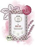 Mom to Mom® Ruhig Blut - Schwangerschaftstee / Entspannungstee (Bio-Zertifiziert) Tee für stressige Momente in der Schwangerschaft und im Mama Alltag- Praktische Dose - 50g...
