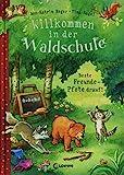 Willkommen in der Waldschule (Band 1) - Beste Freunde - Pfote drauf!: Vorlesebuch für Kinder ab 5 Jahre