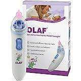 OLAF der elefantastische Nasensauger, elektrischer Babynasensauger, Kleinkind Sekretsauger, Nasenschleimentferner, Nasensauger Baby elektrisch*