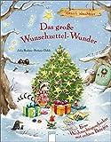 Wassili Waschbär - Das große Wunschzettel-Wunder: Eine Weihnachtsgeschichte mit echten Briefen und Goldfolienprägung