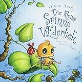 Die kleine Spinne Widerlich: Pappbilderbuch. Band 1