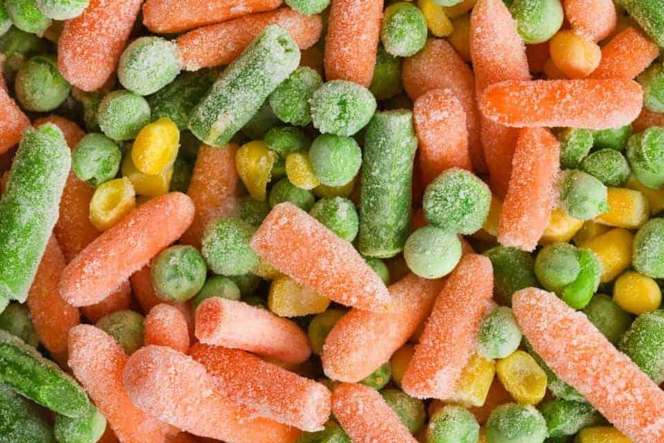 Tiefkühlgemüse im Vergleich zu frischem Gemüse: Welches ist besser?