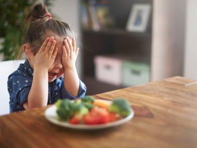 Das Anti-Grün-Gen: Warum so viele Kinder gerade grünes Gemüse nicht mögen