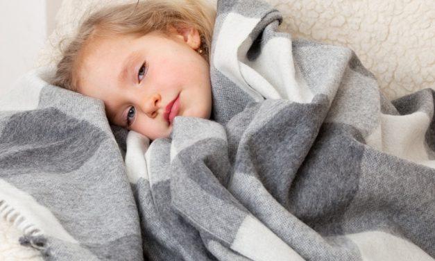 Kinderkrankheiten sind kein Kinderkram