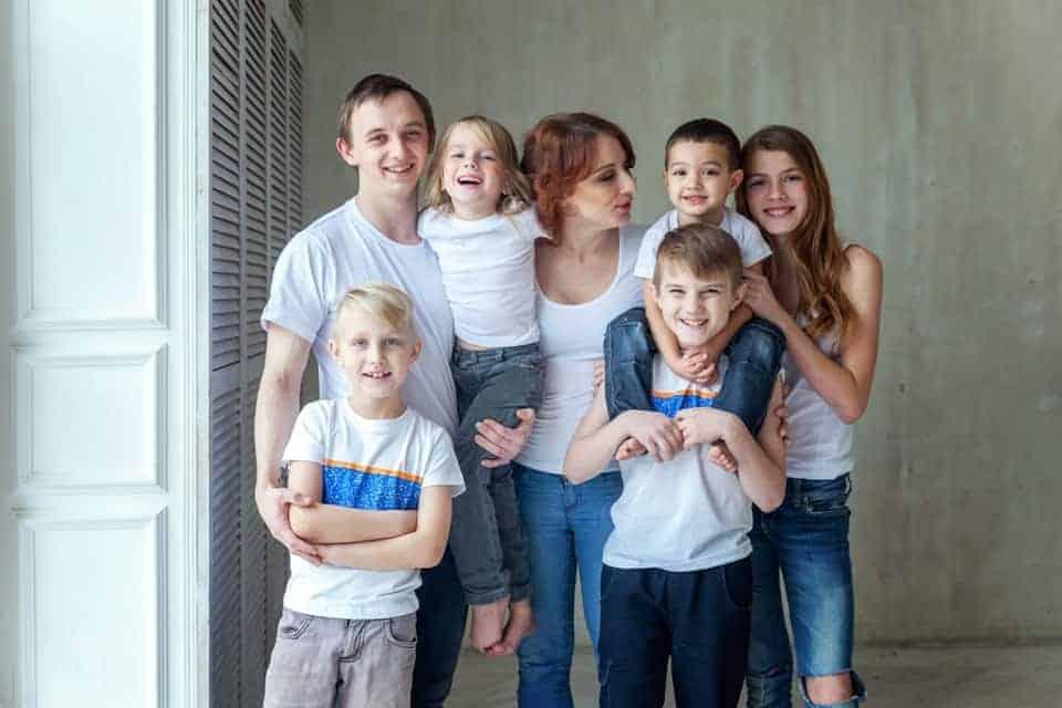 Die Patchworkfamilie: Viel mehr als die Summe ihrer Teile