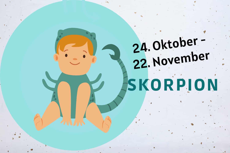 Kleine Skorpione richtig verstehen, fördern und fordern. Sternzeichen Skorpion Kinder Horoskop
