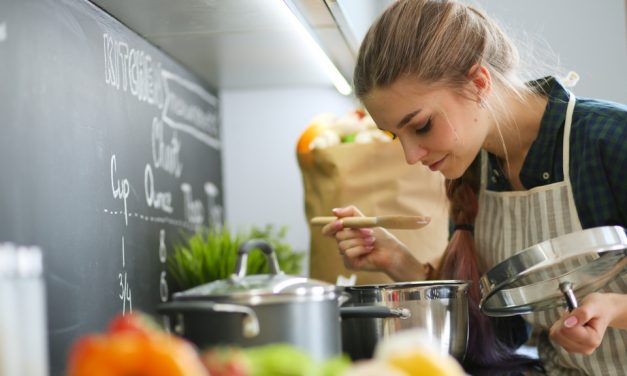 Vitaminschonend Kochen für Mutter und Kind