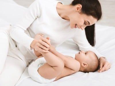 Sprachentwicklung: Von Babylauten zu kompletten Sätzen