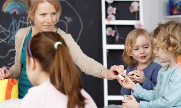 Englisch lernen im Kindergarten: Sinnvoll oder nicht?