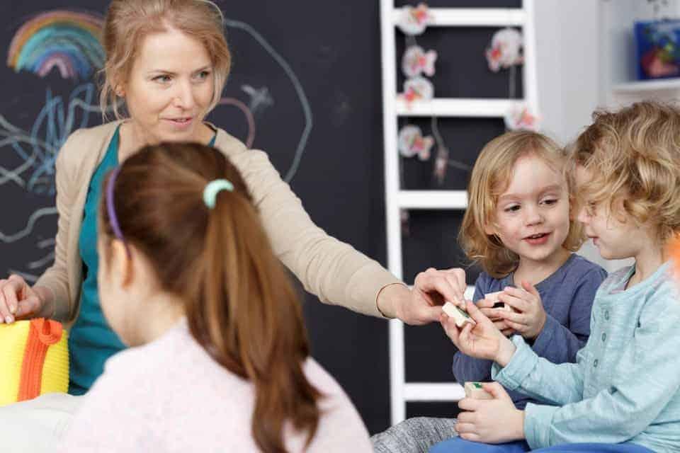Englisch schon im Kindergarten: Sinnvoll oder nicht?