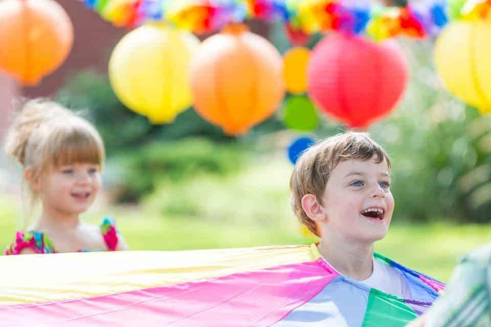 Kindergeburtstag feiern in Schleswig-Holstein