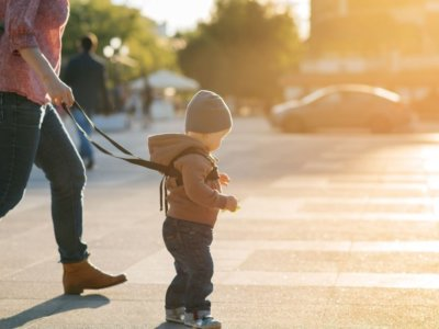 Der Laufgurt – Sicherheit im Straßenverkehr