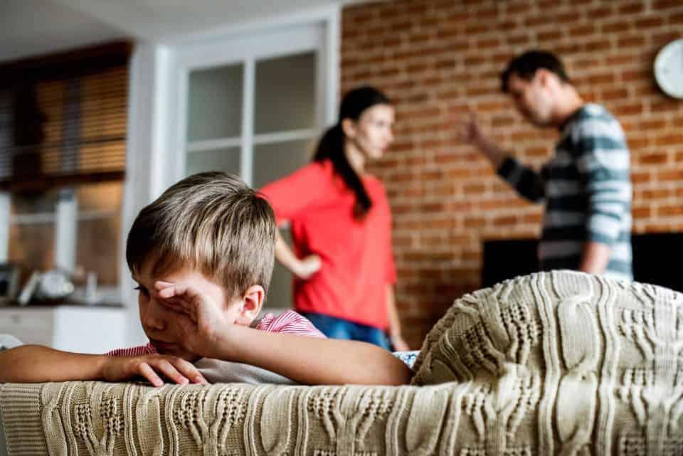 Nach der Trennung – Was wird aus den Kindern?