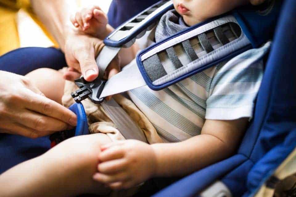 Die Klasseneinteilung von Kindersitzen