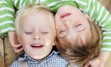 Zwei Kinder sind der Wunsch-Familiendurchschnitt