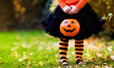 Süßes, sonst gibt's Saures: Die Geschichte von Halloween