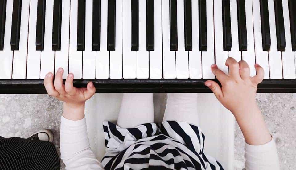 Intelligenter durch Musikinstrument