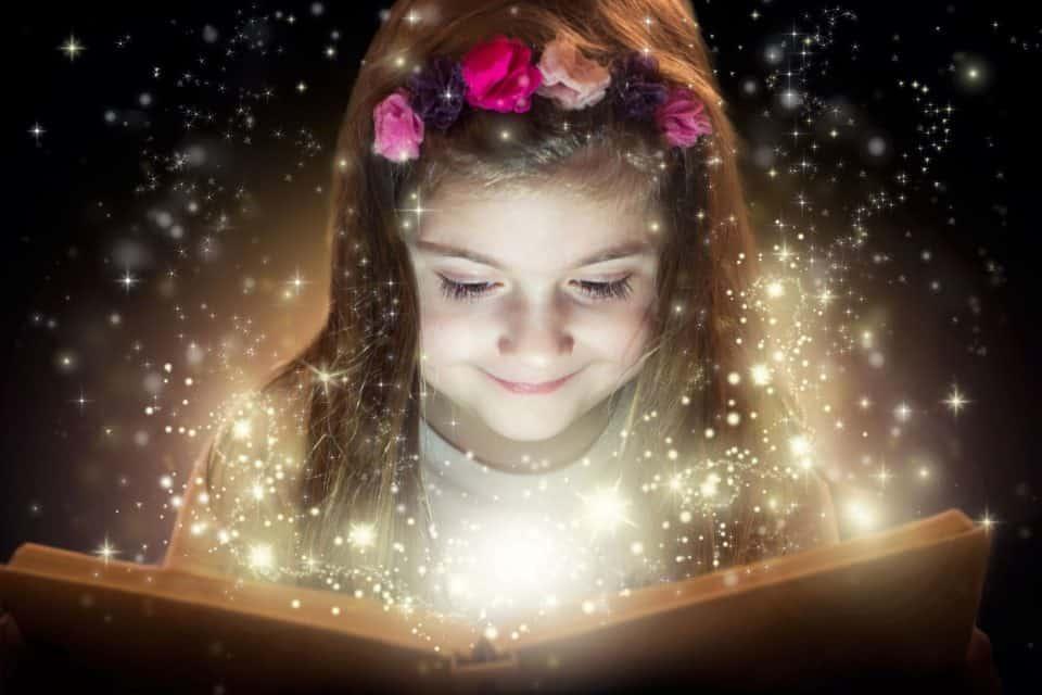 Märchen für das magische Kinderdenken
