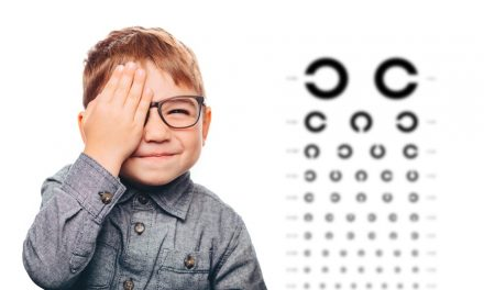 Augen auf: Kann Ihr Kind richtig sehen?