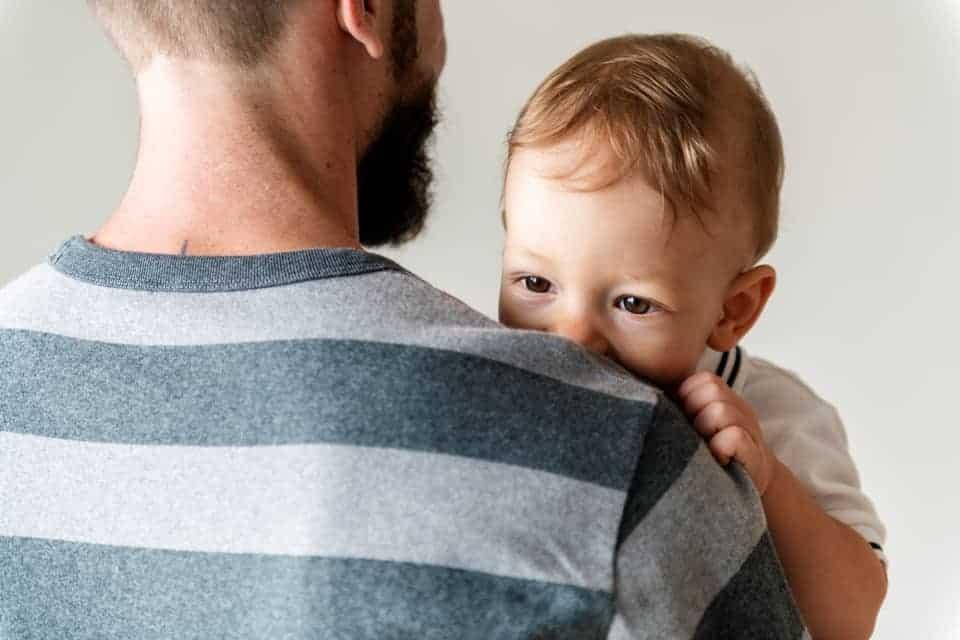 orgerechtsanspruch für unverheiratete Väter