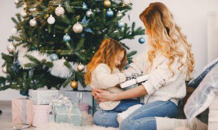 Weihnachten mit Kindern: Nehmen Sie sich Zeit für die richtigen Geschenke!