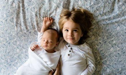 Gibt es den idealen Altersunterschied zwischen erstem und zweitem Kind?