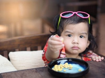 Nüsse – Für Kleinkinder lebensgefährlich