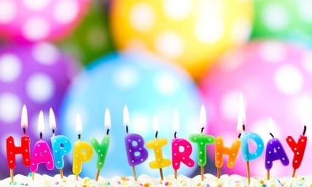Happy Birthday, Ali Mitgutsch!