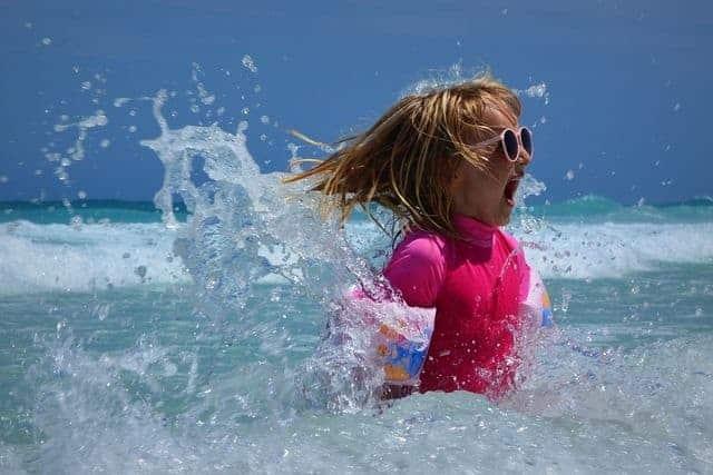 UV Schutzkleidung für Kinder