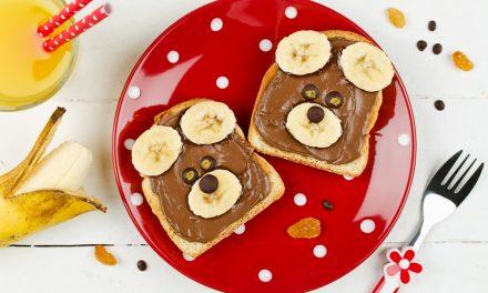Tägliche Kalorienfallen für Kinder