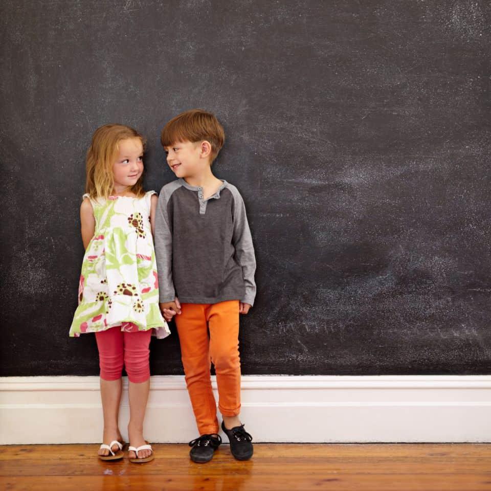 Sexuelle Entwicklung im Grundschulalter