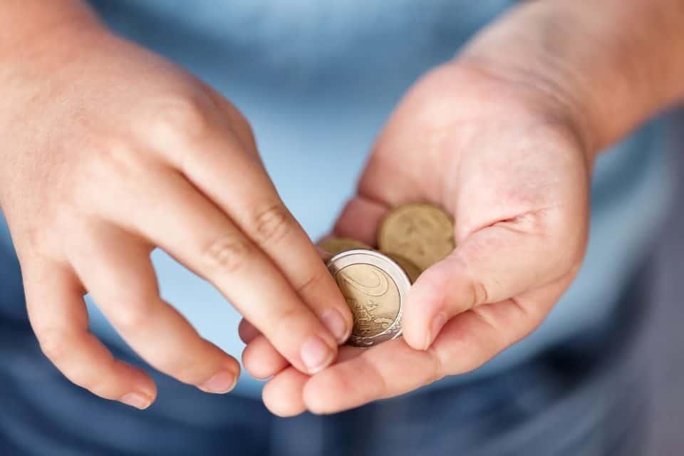 Knapp bei Kasse – Was tun, wenn das Taschengeld nicht ausreicht?