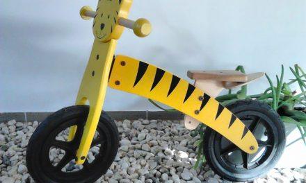Das Laufrad: Einstiegsmodell im Kinderfuhrpark