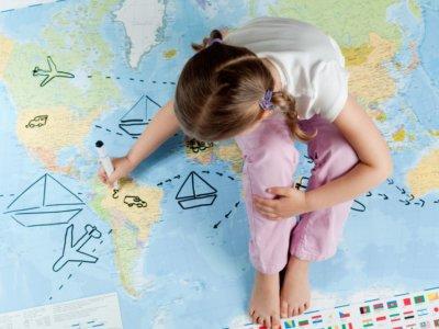 Bei Reisen mit Kindern ist eine gute Vorbereitung unverzichtbar