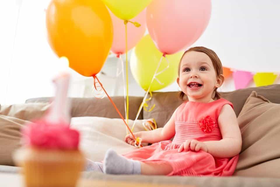 Ballongeschenke für Kinder