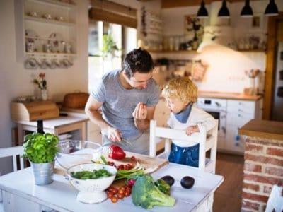 Schnelle Gerichte für die Familie