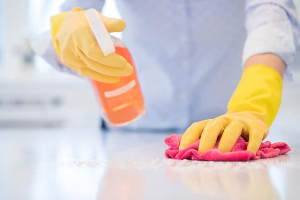 Reicht sauber oder muss es keimfrei sein?