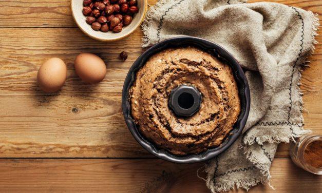 Der beste Schoko-Nuss-Kuchen der Welt