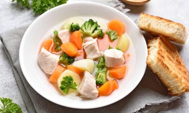 Hühnersuppe: Wundermittel bei Erkältung und Schnupfen