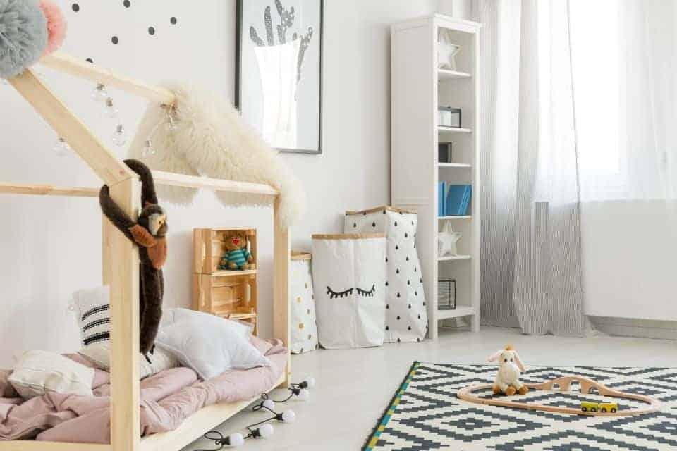 Kinderzimmer einrichten – praktisch und altersgerecht