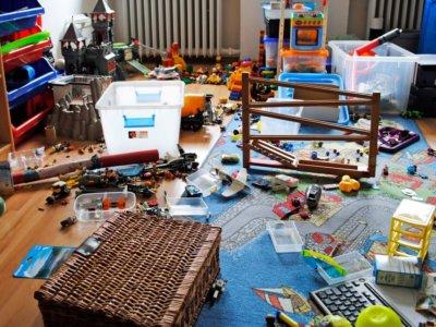 Wie viel Spielzeug braucht ein Kind?