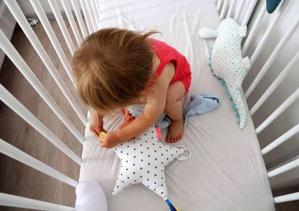 Ist Bettnässen eine Folge des Schlafplatzes?