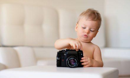 Tipps für schönere Fotos von Babys und Kleinkindern