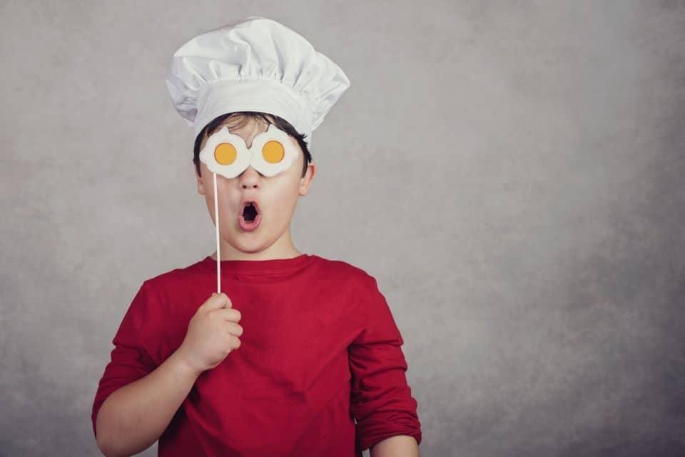 Willi kocht: Kinderleichte Rezepte für Groß und Klein