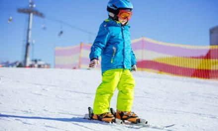 Der erste Skiurlaub mit Kindern