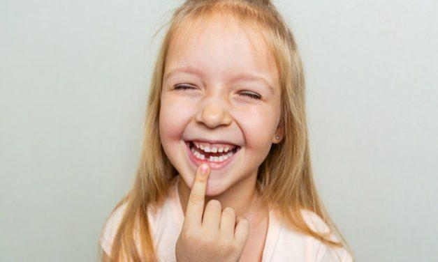 Wenn die Zahnfee kommt: Ein magischer Brauch