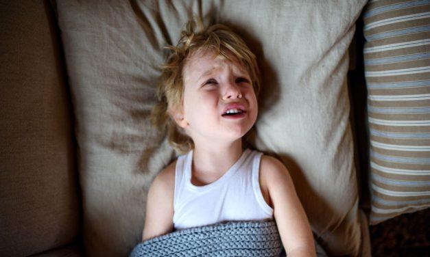 Nachtschreck (Pavor Nocturnus) beim Kind: Ursachen & was hilft