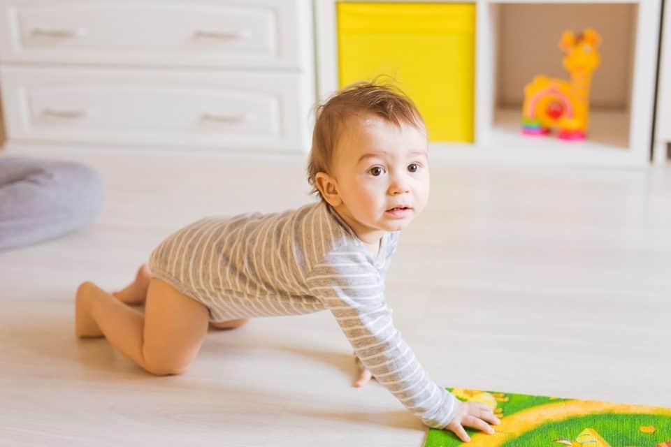 Der passende Fußboden für das Kinderzimmer