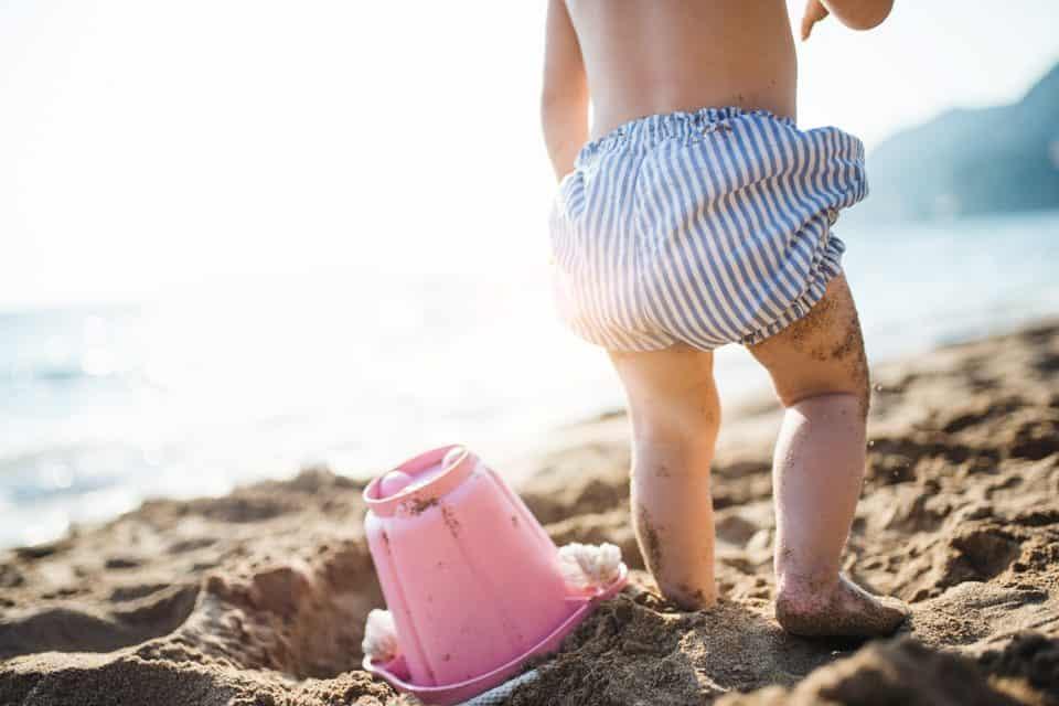 Gut gerüstet für den Urlaub mit Kleinkind
